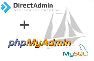 Hướng dẫn cài đặt PHPMyAdmin trên DirectAdmin 1.59 trở lên
